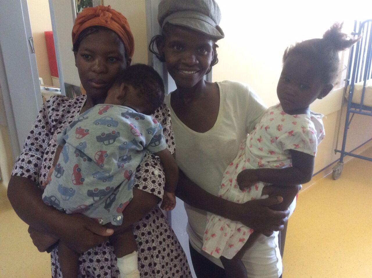 Namibian mothers