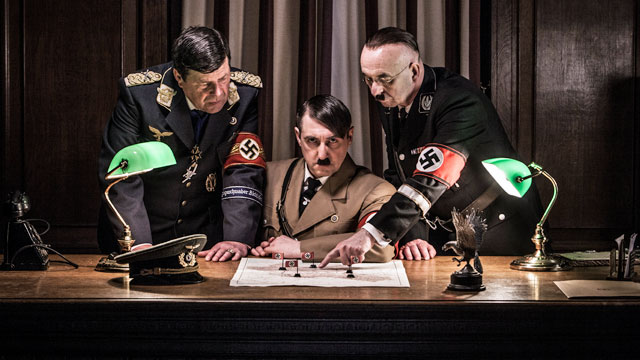 hitlers circle of evil