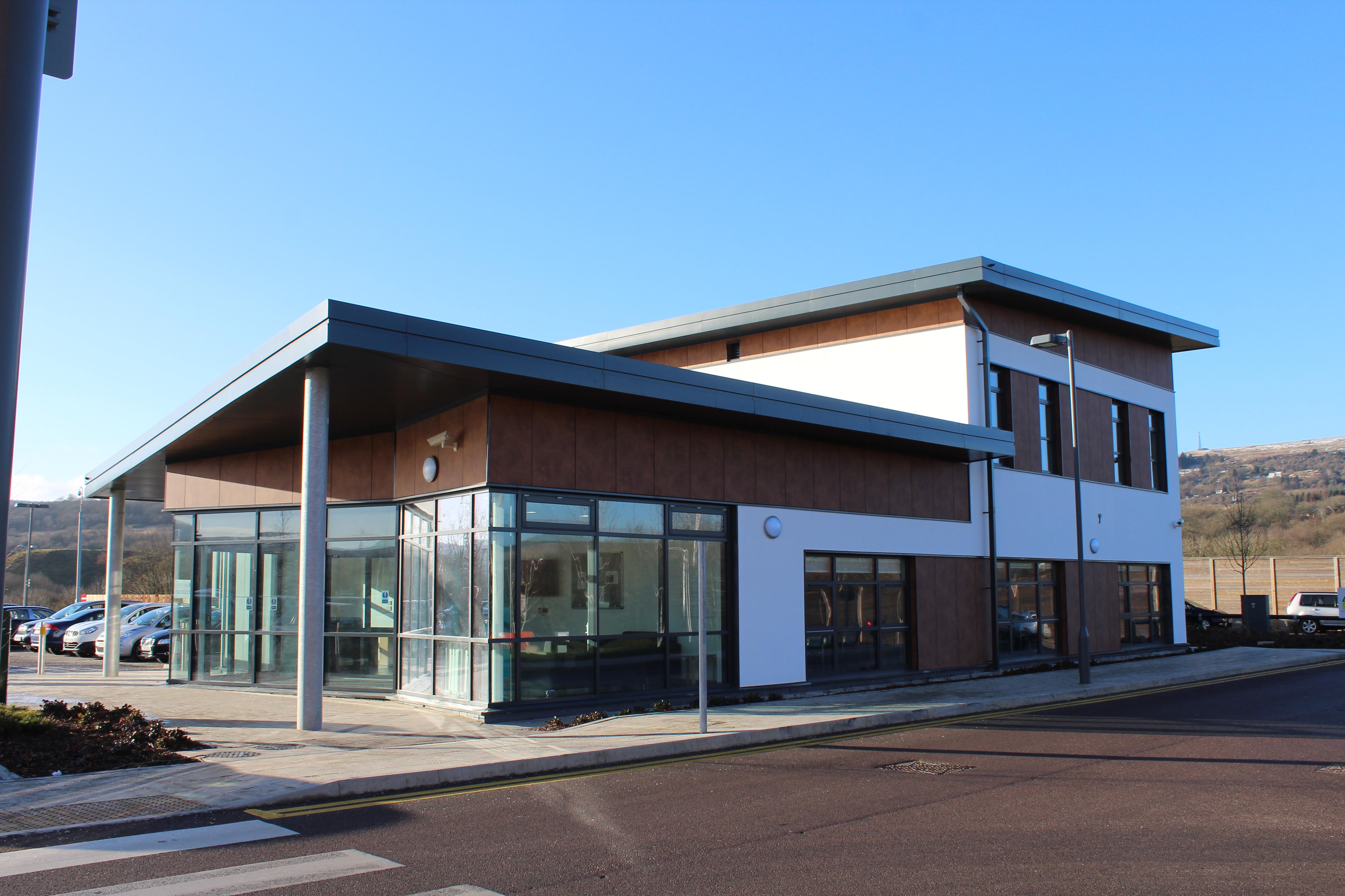 Keir Hardie Medical Education Centre