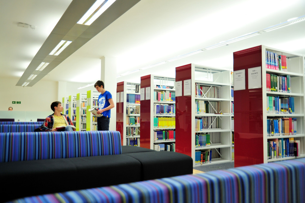 Libraries - Study - Cardiff University