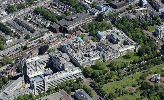 Cardiff University Map University maps   Visit us   Cardiff University Cardiff University Map