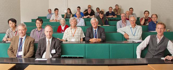 Seminar opening session