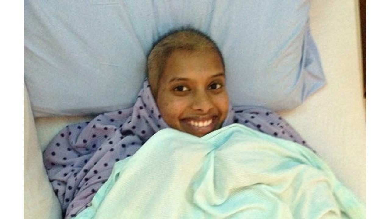 Vithiya - stem cell donations