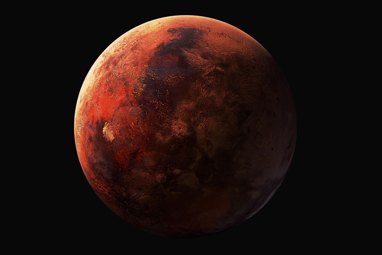 Foto Mars