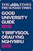 Y Brifysgol Orau yng Nghymru 2018