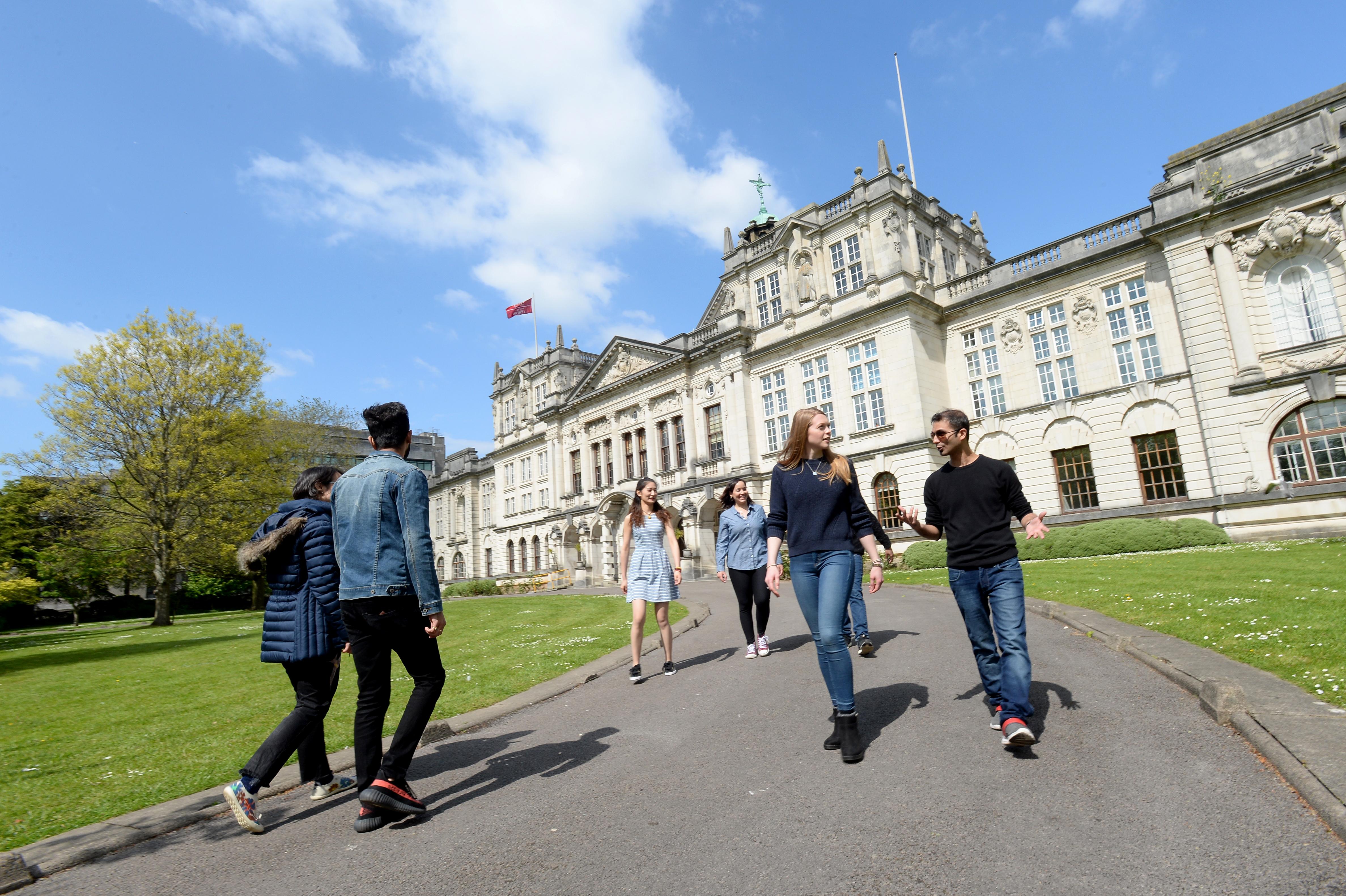 University  >> Postgraduate Open Days Study Cardiff University