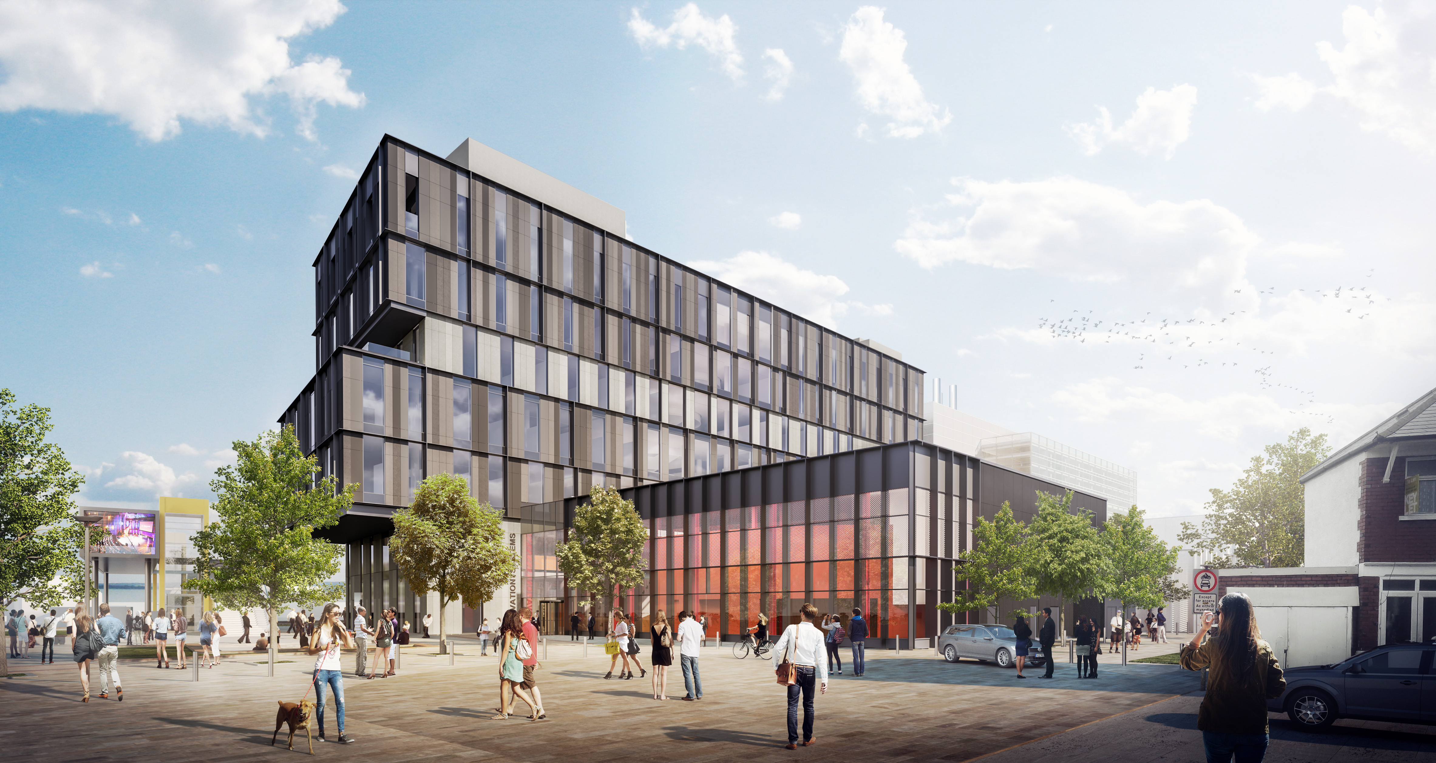 Cardiff University Signs Innovation Campus Deal News
