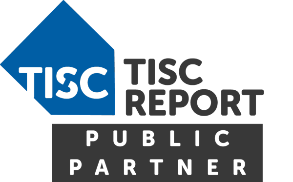 The logo for the TISC Report