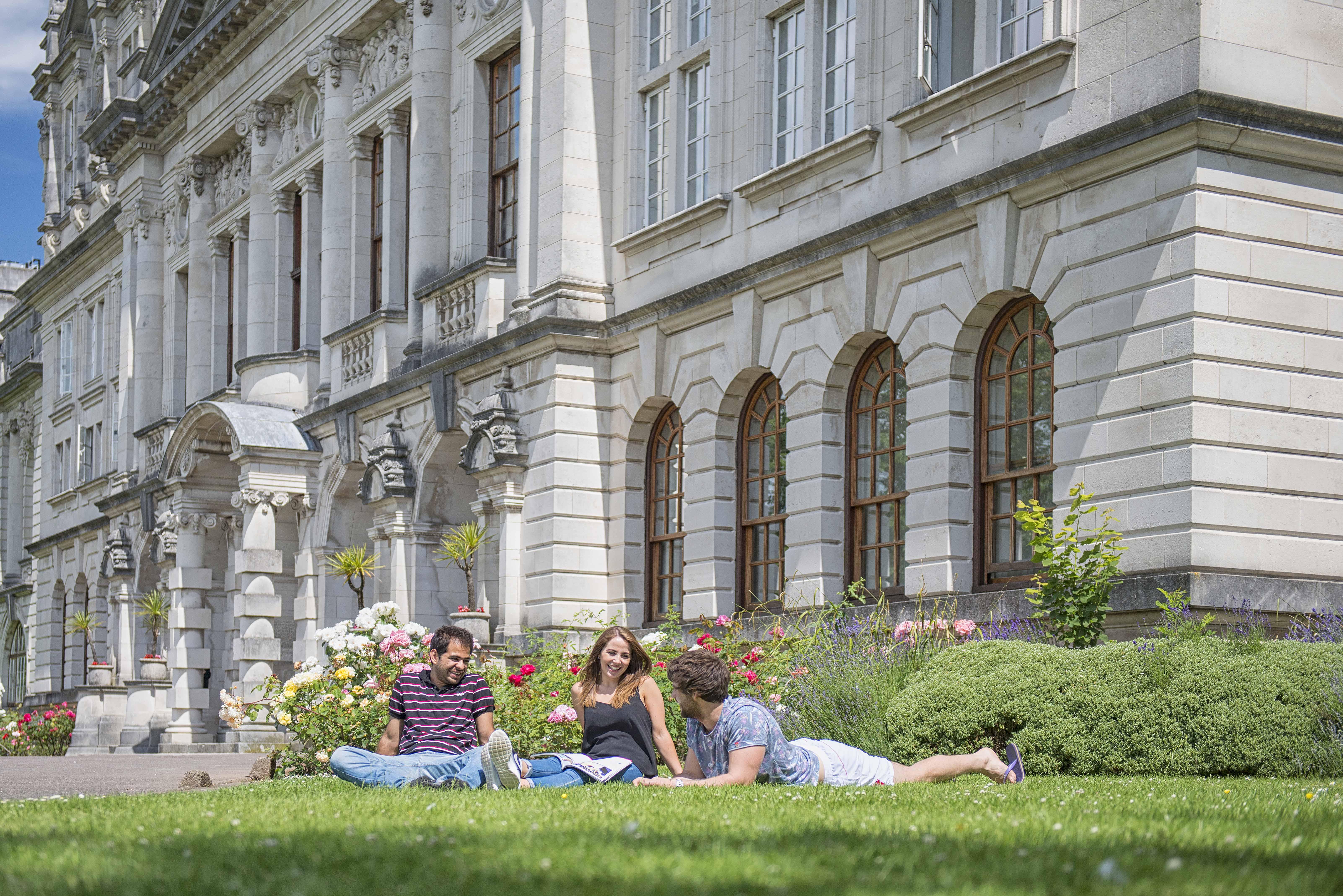 Cardiff University Architecture Student Room