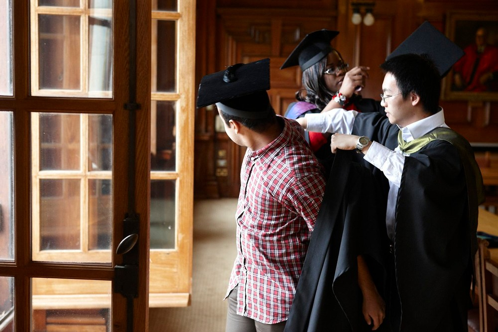 Order and collect your academic dress - Graduation - Cardiff University